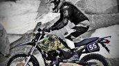 Hero Impulse XRE160 by Motorcraft left side action