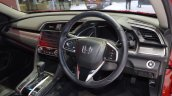 Honda Civic Red dashboard at 2017 Thai Motor Expo - Live.JPG