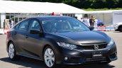 Honda Civic prototype front three quarters