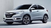 Honda HR-V front three quarters