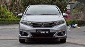 India-bound Honda Jazz facelift front China