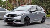 India-bound Honda Jazz facelift front three quarter China