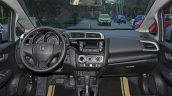 India-bound Honda Jazz facelift interior China