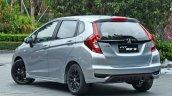 India-bound Honda Jazz facelift rear three quarter China
