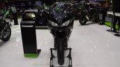 Kawasaki Ninja 400 Black front at 2017 Thai Motor Expo