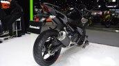 Kawasaki Ninja 400 Black rear right quarter at 2017 Thai Motor Expo