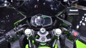 Kawasaki Ninja 400 KRT Edition cockpit at 2017 Thai Motor Expo