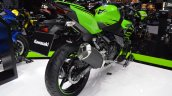 Kawasaki Ninja 400 KRT Edition rear right quarter at 2017 Thai Motor Expo