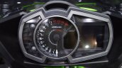 Kawasaki Ninja 650 KRT Edition instrument cluster at 2017 Thai Motor Expo
