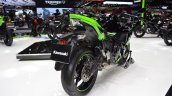 Kawasaki Ninja 650 KRT Edition rear right quarter at 2017 Thai Motor Expo