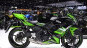 Kawasaki Ninja 650 KRT Edition right side at 2017 Thai Motor Expo