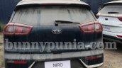 Kia Niro Spotted in India rear