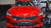 Kia Stinger front at 2017 Thai Motor Expo