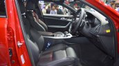 Kia Stinger front seats at 2017 Thai Motor Expo