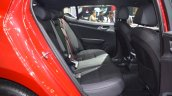 Kia Stinger rear seats at 2017 Thai Motor Expo