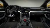 Lamborghini Urus dashboard