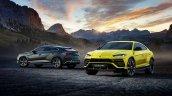 Lamborghini Urus exterior