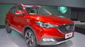 MG ZS front three quarters at 2017 Thai Motor Expo