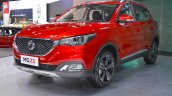 MG ZS front three quarters left side at 2017 Thai Motor Expo