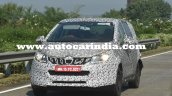 Mahindra U321 spy pictures front