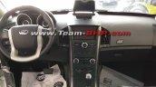 Mahindra XUV500 petrol dashboard