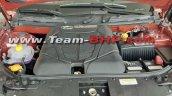 Mahindra XUV500 petrol engine bay