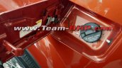 Mahindra XUV500 petrol fuel filler cap