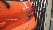 Maruti Celerio X tailgate badge