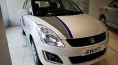 Maruti Swift Limited Edition front three quarters right side