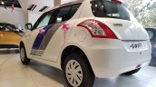 Maruti Swift Limited Edition rear three quarters left side