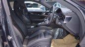 Porsche Panamera 4 e-hybrid Sport Turismo front seats at 2017 Thai Motor Expo