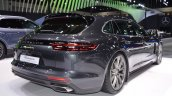 Porsche Panamera 4 e-hybrid Sport Turismo rear three quarters right side at 2017 Thai Motor Expo