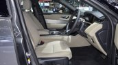 Range Rover Velar front seats at 2017 Thai Motor Expo