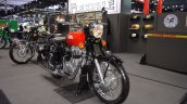 Royal Enfield Classic 500 Redditch front right quarter at 2017 Thai Motor Expo
