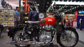 Royal Enfield Classic 500 Redditch right side at 2017 Thai Motor Expo