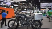 Royal Enfield Himalayan FI left side at 2017 Thai Motor Expo