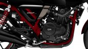SYM Wolf CR 300i Black press engine
