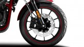 SYM Wolf CR 300i Black press front wheel