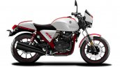 SYM Wolf CR 300i White press right side