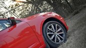 Skoda Octavia RS review test drive alloy
