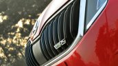 Skoda Octavia RS review test drive grille