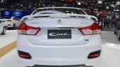 Suzuki Ciaz RS rear at 2017 Thai Motor Expo