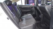 Suzuki Ciaz RS rear seats at 2017 Thai Motor Expo