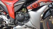 Suzuki Gixxer SF SP FI ABS review fairing