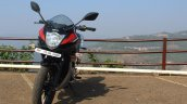 Suzuki Gixxer SF SP FI ABS review front