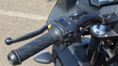 Suzuki Gixxer SF SP FI ABS review left switchgear