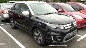 Suzuki Vitara based Proton SUV spotted