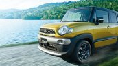 Suzuki Xbee front three quarters
