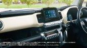 Suzuki Xbee interior dashboard