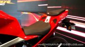 TVS Apache RR 310 Red India launch seats